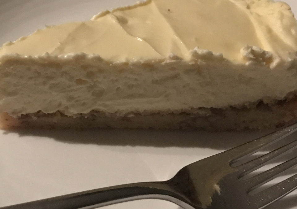 The Best Low Carb Keto Cheesecake Ever!